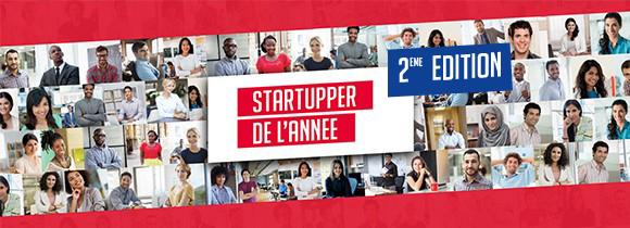 Challenge Startupper de l'Année par Total - 2ème édition